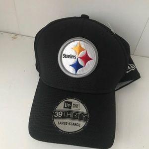 Pittsburgh Steelers Velcro hat